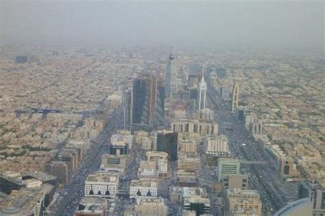 Mba Center Riyadh Address by View From The Kingdom Center Tower Picture Of Kingdom