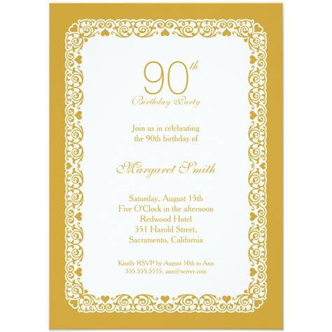 party invitation design your own 90th birthday party invitations theruntime com