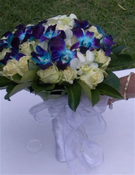Wedding Bouquet Artificial by Artificial Wedding Flowers