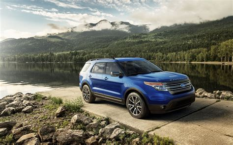 cars ford explorer 2015 ford explorer xlt wallpaper hd car wallpapers