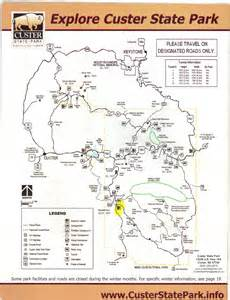 Custer State Park Map by 1000 Images About Roadtripping On Pinterest