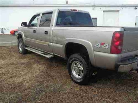 small engine service manuals 2003 chevrolet silverado 2500 electronic toll collection sell used 2003 chevy silverado 2500 hd 6 6l turbo diesel 4x4 crew cab must see in east haven