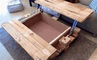 pallet coffee table plans coffee table with storage plans roselawnlutheran
