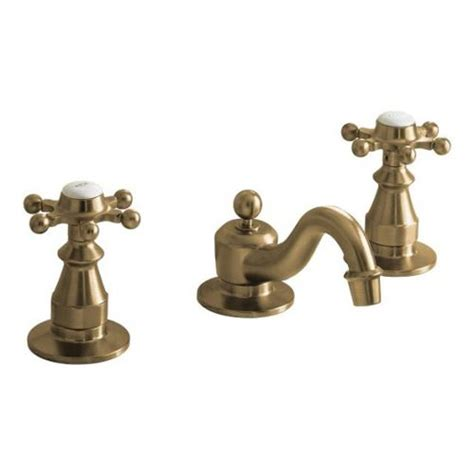 Kohler Antique Shower Faucet by Kohler K 108 3 Antique Widespread Bathroom Faucet
