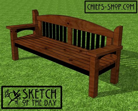 park bench kit lowes park bench kits how to make wood house numbers