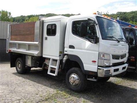 mitsubishi fuso dump truck 2012 mitsubishi fuso fg140 medium duty trucks dump