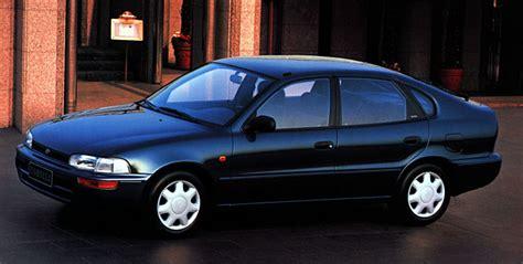 Toyota Corolla Hatchback 1993 Toyota Corolla Liftback 1 3 Xli 1993 Parts Specs