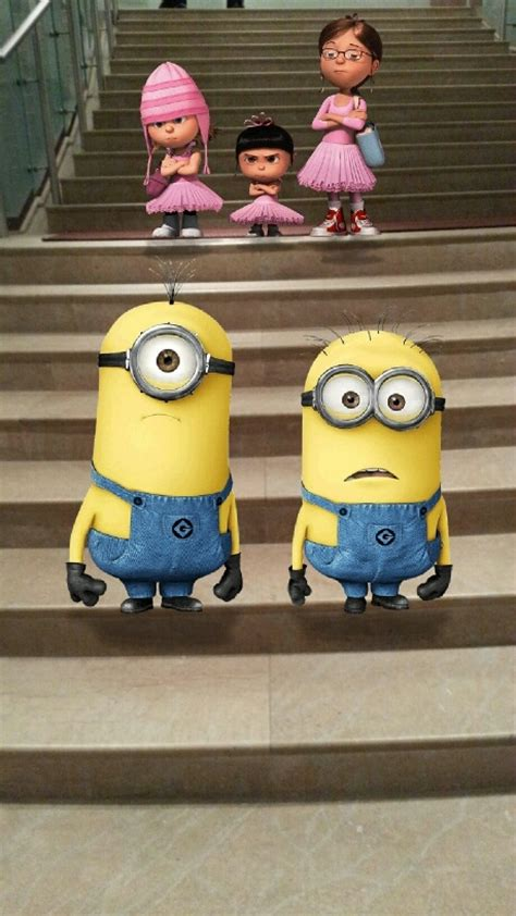 theme line despicable me 2 画像 厳選 ミニオン画像集 minion image collection naver まとめ