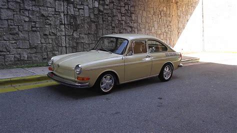 Volkswagen Fastback by 1971 Volkswagen Type 3 Fastback For Sale