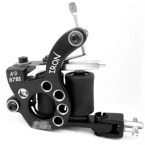 tattoo machine gets hot professional hot sale high quality 10 warp coil tattoo