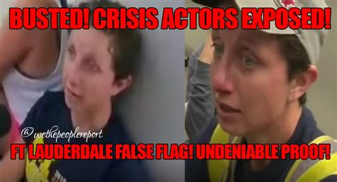 katik acrisius crisis actors are they being used to fake events crisis