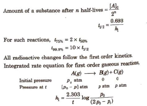 tutorial questions on chemical kinetics cbse class 12 chemistry notes chemical kinetics