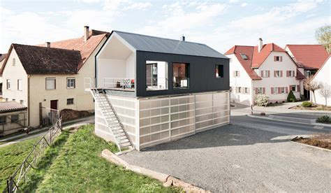 werkstatt architektur gallery of house unimog fabian evers architecture wezel