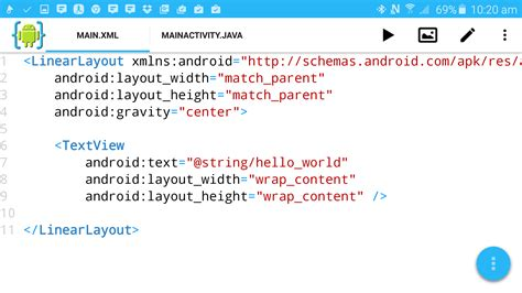 android programming in java starting with an app books 10 completely different ides and methods for
