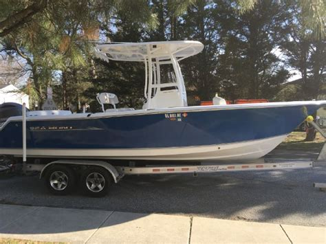 fishing boats for sale delaware center console new and used boats for sale in delaware