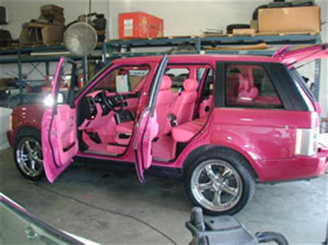 range rover pink interior guys do you wear pink page 2 clublexus lexus forum