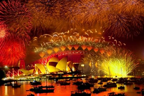 australia new years eve 2018 fireworks 5 best places to
