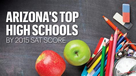 Top 50 Mba Schools In Usa 2015 by Here Are The Top 50 High Schools In Arizona Ranked