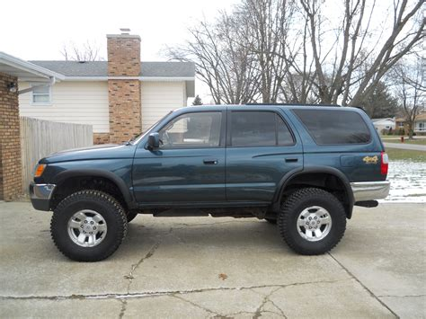 1997 Toyota 4runner Limited 1997 Toyota 4runner Exterior Pictures Cargurus