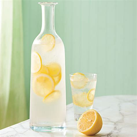 Lemon Water Detox Drinks by Cold Drink Health Diet Water Thirsty Fitness Detox
