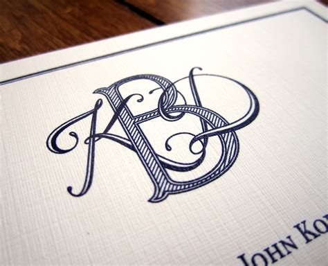 Wedding Monogram by Custom Monogram Wedding Ideas Onewed