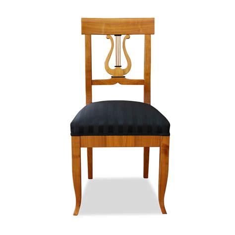 biedermeier stuhl biedermeier stuhl mit lyra aus kirsche stilwohnen de
