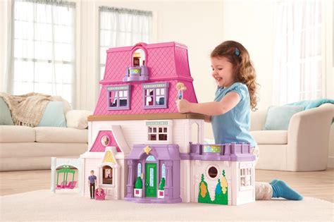 fisher price loving family dollhouse toys