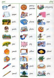 6 best images of esl phonics printables for free phonics