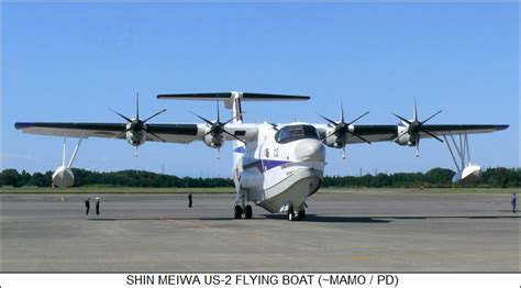 flying boat us 2 the shin meiwa ps 1 us 1 us 2 harbin sh 5 flying boats