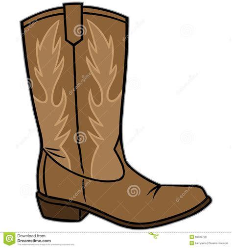 imagenes navideñas de botas animadas cowboy boot stock vector image 53833759