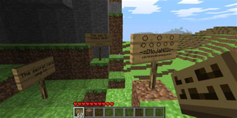 Minecraft Saddle Pack Original By Mojang new feature signposts image minecraft mod db