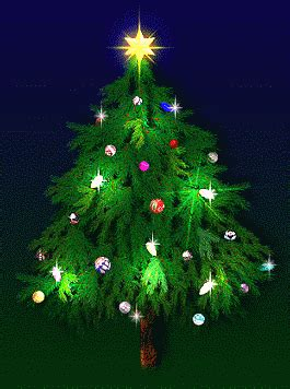 animated gifs christmas trees