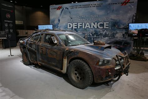 Tuner Mad by 2013 Dodge Charger Defiance Conceptcarz