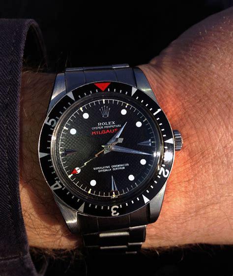 Rolex Millgauss rolex milgauss 2015 humble watches