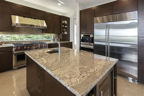 sealing and removing stains from granite countertops