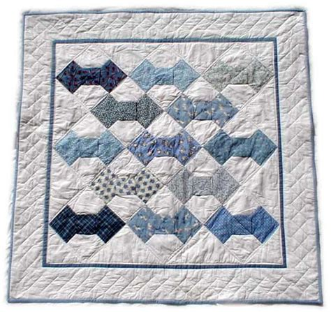Bowtie Quilt Pattern by Bow Tie Quilt Pattern
