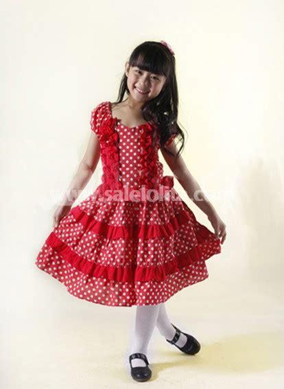 Sweety Lace Dress Blue 18 Lovely 2015 lovely polka dot sweet dress salelolita