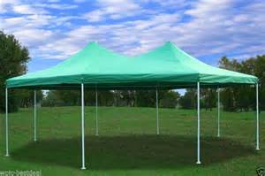 Gazebo Canopy Tent by 22 X 16 Heavy Duty Party Tent Gazebo 4 Colors