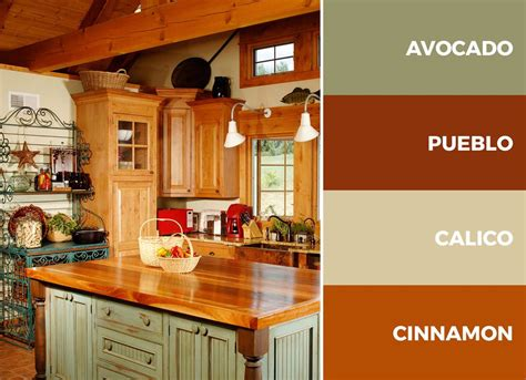 kitchen color scheme 30 captivating kitchen color schemes