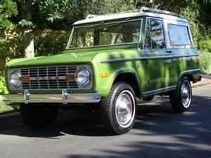 73 Ford Bronco 73 Bronco Ford Bronco