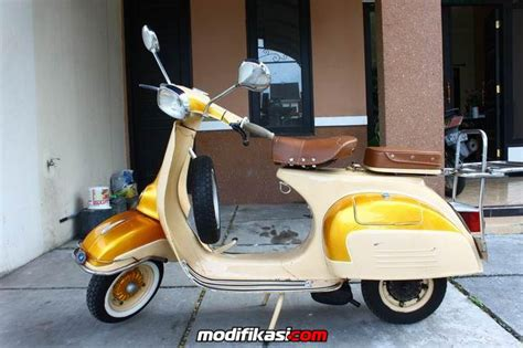 Modifikasi Vespa Sprint 1977 by The Gallery For Gt Vespa Modifikasi