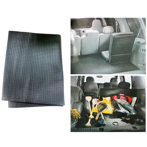 vehicle cargo floor mat trunk 40x24 liner car cover truck