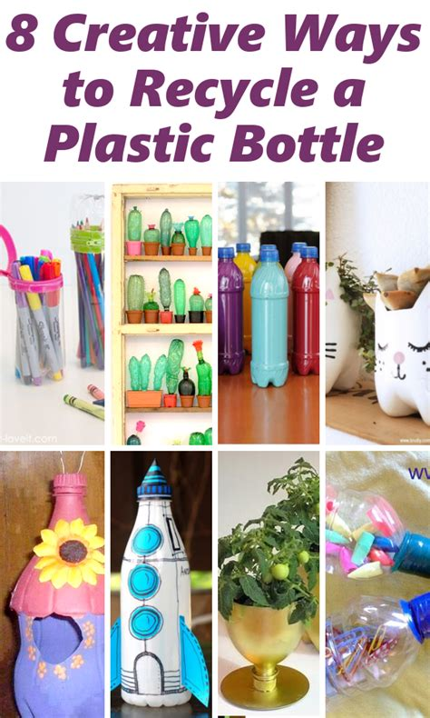 7 Ways To Re Use Plastic Bottles by Diy Home Sweet Home 8 Creative Ways To Recycle A Plastic