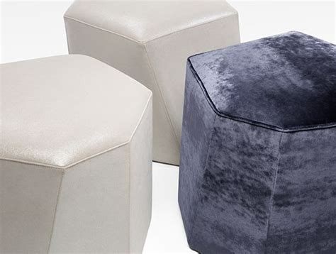 holly hunt ottoman vrille ottomans for holly hunt tristan auer pinterest