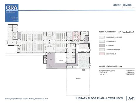 public library floor plan conceptual library design plans unveiled at public hearing