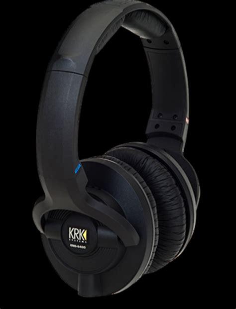 Headphone Krk accessories gt headphones gt krk kns 6400 headphones getinthemix