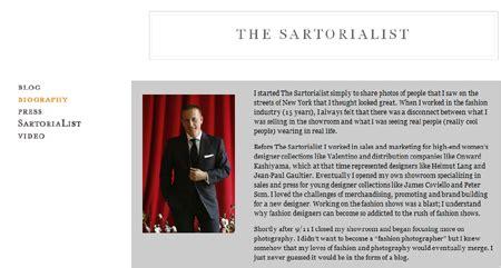 the sartorialist modalizer