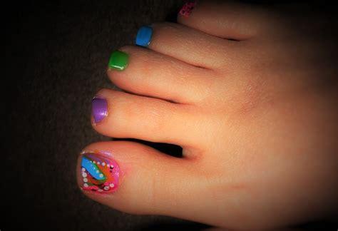imagenes uñas pintadas de los pies modelos de u 241 as para pies estilos y dise 241 os para todos