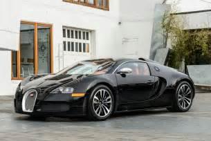Used Bugatti S Bugatti Veyron Sang Noir Hits The Used Car Market