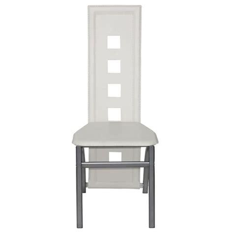 esszimmerstühle niederlande esszimmer st 252 hle 4er set wei 223 stahl kunstleder de